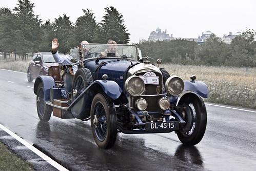 Bentley 3 - 4½ Boattail Tourer 1925* (6877)