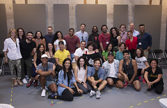 Image by Portland Center Stage at The Armory (portlandcenterstage) and image name In the Heights cast and creative team photo  about Photo by Kate Szrom/Courtesy of Portland Center Stage at The Armory