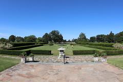 Anna Scripps Whitcomb garden