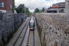 PHIBSBOROUGH TRAM STOP [GREEN LINE SERVICE]-155093