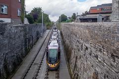 PHIBSBOROUGH TRAM STOP [GREEN LINE SERVICE]-155094