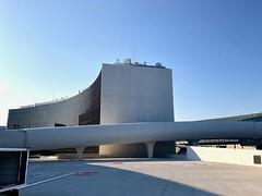 Saarinen Wing, TWA Hotel, John F. Kennedy International Airport, Jamaica, Queens, New York City, NY