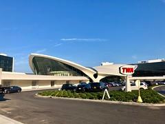 TWA Flight Center, John F. Kennedy International Airport, Jamaica, Queens, New York City, NY