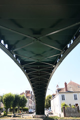 Montargis : le pont Eiffel - Photo of Girolles