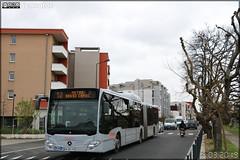 Mercedes-Benz Citaro G C2 NGT – Tisséo Voyageurs / Tisséo n°1752 - Photo of Villate