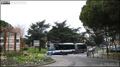 Irisbus Citélis 18 – Tisséo Voyageurs / Tisséo n°0960 - Photo of La Salvetat-Saint-Gilles