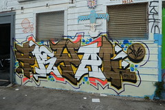 Image by duncan (duncan) and image name graffiti, San Francisco photo