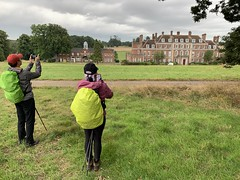 Image by Siow-Wei (49244610@N07) and image name 35. We passed by Waldershare House not far from Dover, on our sixth day of walking. photo