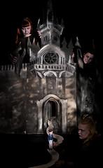 Image by auraofpuppets (164752874@N08) and image name Lee Lahikainen co: NÄLKÄ photo  about Photo: Maija Kurki, Puppets: Lee Lahikainen & Tytti Marttila