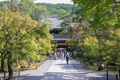 Image by Sharaz Jek (sharazjek) and image name Nanzenji Temple, Kyoto 南禅寺 photo