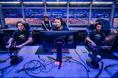 Image by Dota 2 The International (dota2ti) and image name The International 2019 Dota® 2 Championships photo  about #TI9 - Day 2 - at Mercedes-Benz Arena, Shanghai