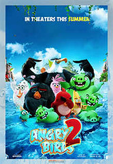 Image by greensmedia04 (183680745@N04) and image name Movie Review: The Angry Birds Movie 2- 3.5/5 photo  about via Blogger ift.tt/2ZiywZc