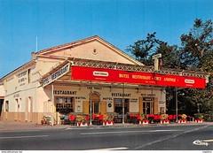 Image by memoire2cite87 (183695256@N04) and image name 33-Audenge-l'hotel restaurant en bord de route photo  about www.twitter.com/Memoire2cite le Logement Collectif* 50,60,70's dans tous ses états..Histoire & Mémoire de l'Habitat / Rétro-Villes / HLM / Banlieue / Renouvellement Urbain / Urbanisme URBANISME  S'imaginer Paris et le Grand Paris @ URBANISME S'imaginer Paris et le Grand Paris @ Les  50ans d'Apur