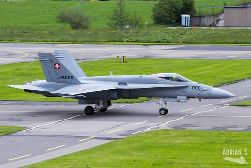J-5006 F-18C Hornet | LSMM | 29.05.2019