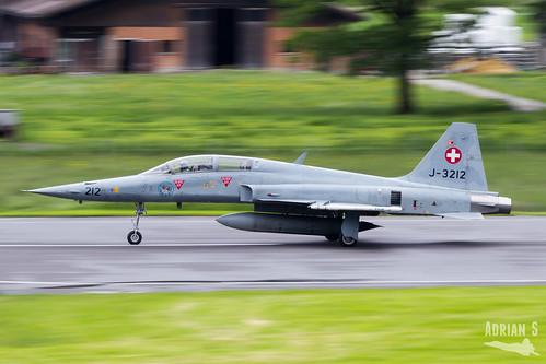 J-3212 F-5F Tiger II | LSMM | 29.05.2019