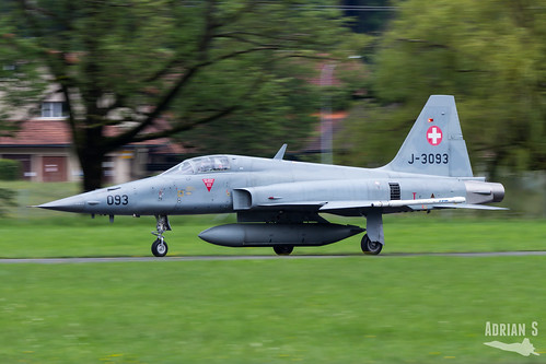 J-3093 F-5E Tiger II | LSMM | 29.05.2019