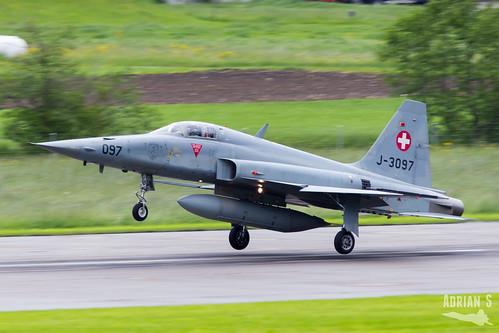J-3097 F-5E Tiger II | LSMM | 29.05.2019