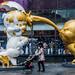 2019 - Shanghai - Xintiandi - 3 Slick Piggies