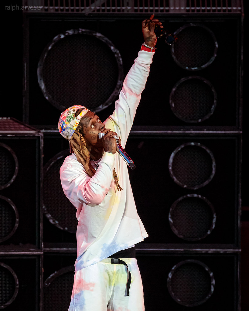 Lil Wayne | Texas Review | Ralph Arvesen