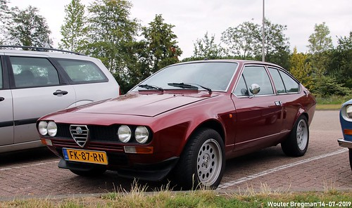 Alfa Romeo Alfetta 2000 GTV 1979