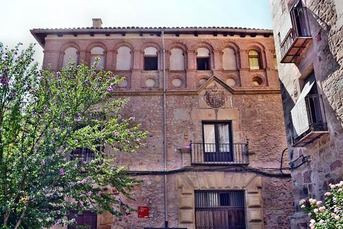 Palacio de los Marqueses de Villel (Molina de Aragón)