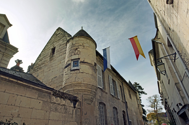 Photo:Chinon (Indre-et-Loire) By sybarite48