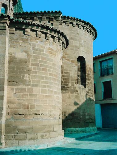Santa María la Blanca – Berbegal – Huesca