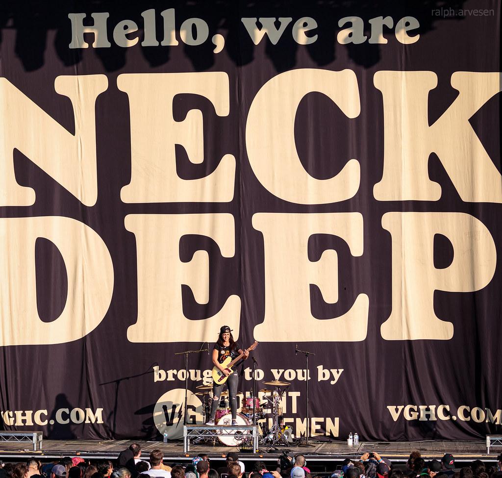 Neck Deep   Texas Review   Ralph Arvesen