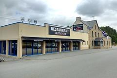 Le Poulvern in Landaul restaurant