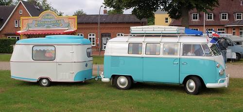 VW T1 & Caravan