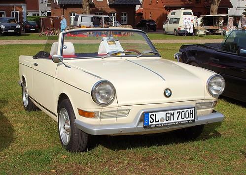 BMW 700 Cabrio ( 1964-1965 )