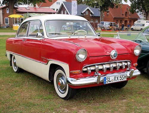 Ford Taunus 15M  1955
