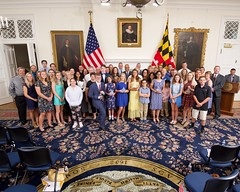 Inaugural Youth Services Initiative Awards