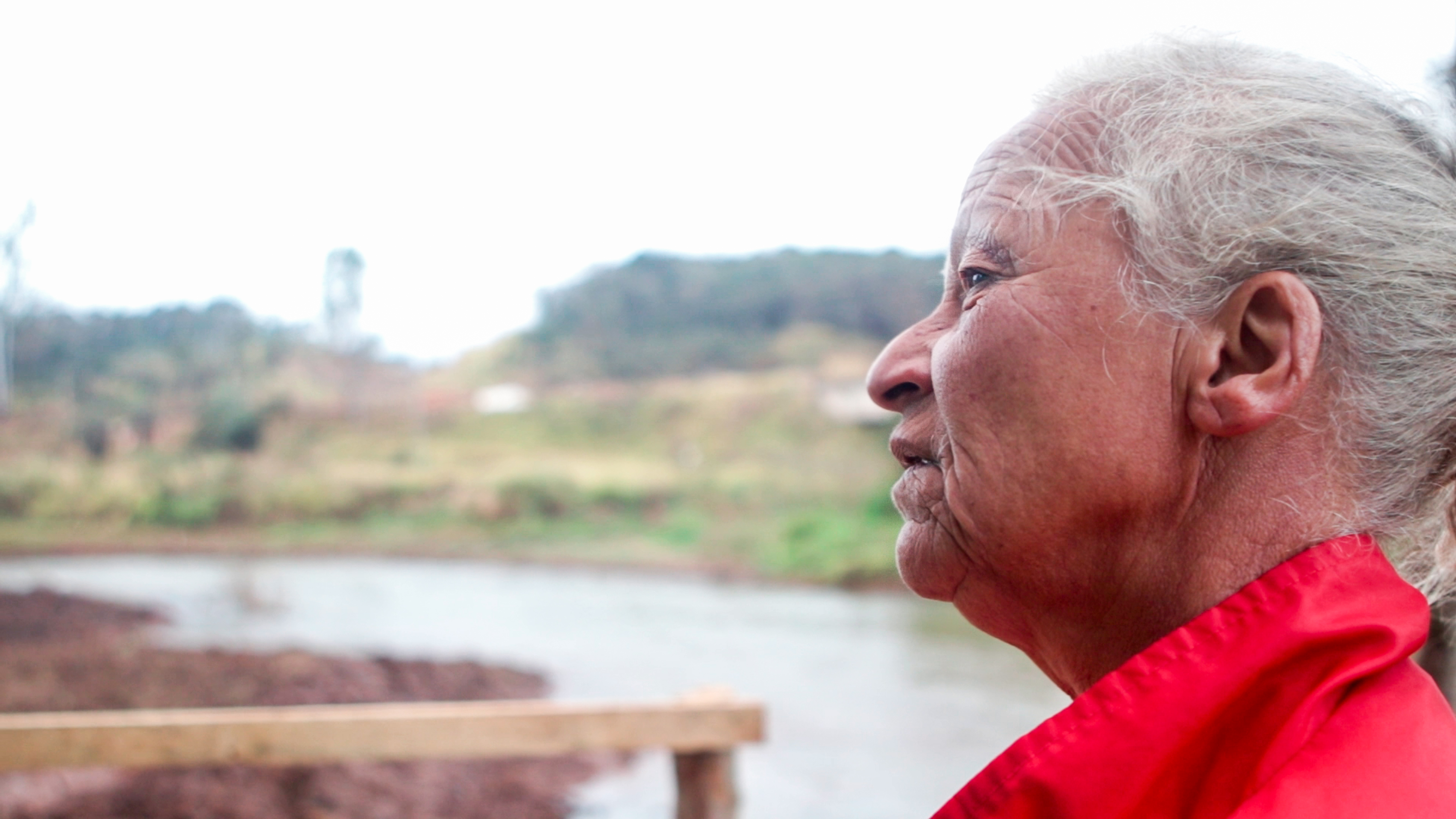 "By the banks of the contaminated Paraopeba River, where she is not allowed to set foot, 65-year-old Fátima de Jesus recalls how things used to be: ""This used to be a beach. A place for people to enjoy."""