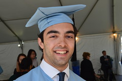 Zak Graduation Columbia University