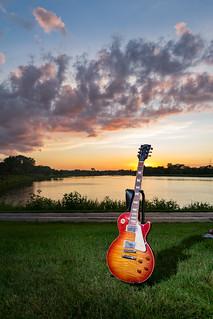 Gibson Les Paul Sunset