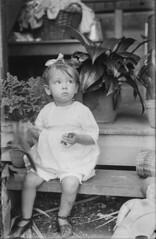 Daughter of Marcus and Gladys Brims, Queensland, ca. 1920