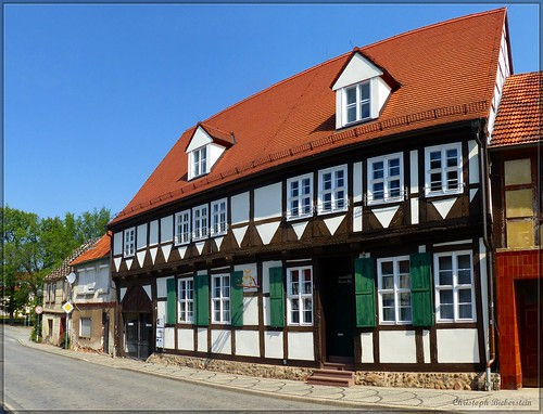 Brigitte-Reimann-Bibliothek in Burg