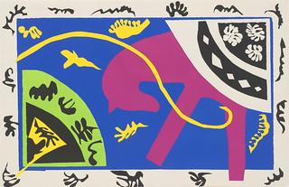 Le Cheval, l'écuyère et le clown (Matisse)