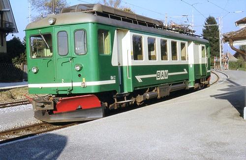 Trains du Bière-Apples-Morges  (Suisse)