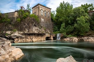 Saut du Tarn - Arthès (Tarn - 81)
