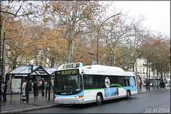 Heuliez Bus GX 317 GNV – Semitan (Société d'Économie MIxte des Transports en commun de l'Agglomération Nantaise) / TAN (Transports en commun de l'Agglomération Nantaise) n°480