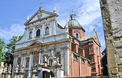 Kraków, Kościół św.Apostołów Piotra i Pawła