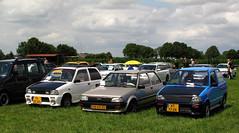 Suzuki Alto x2 & Toyota Starlet