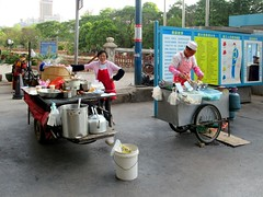 Chinese Food Vendors