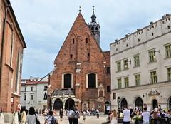 Kraków, Kościół św.Barbary