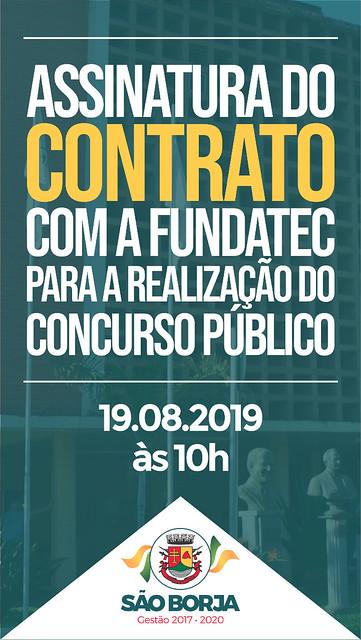 19/08/2019 Assinatura Fundatec São Borja
