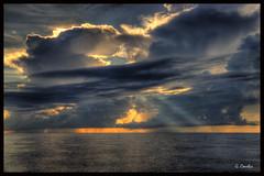 Rays of sunshine....