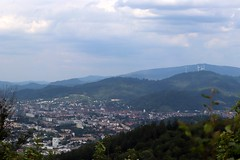 Freiburg from above VI