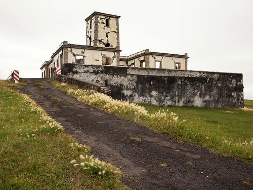 Farol da Ribeirinha, Ilha do Faial